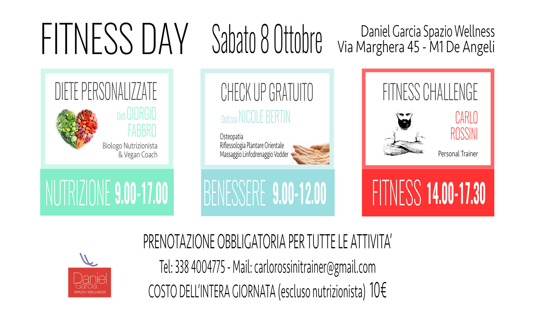 FITNESS DAY WEB
